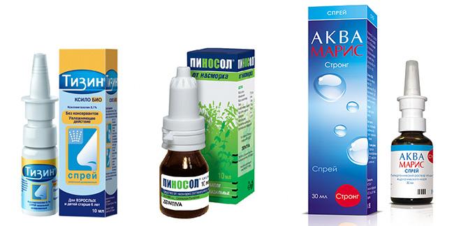 Как лечить беременную от насморка при простуде